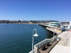 The Wharf in Santa Cruz